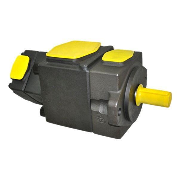 Yuken  PV2R12-25-47-F-RAA-40 Double Vane pump #1 image