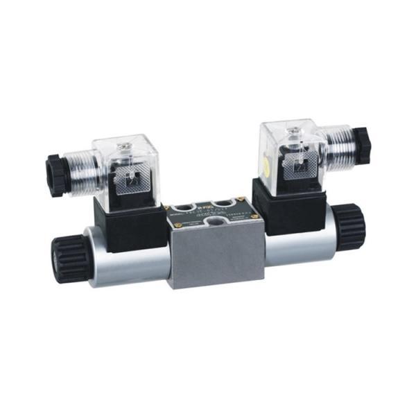 Rexroth 3WE10A3X/CG24N9K4 Solenoid directional valve #2 image