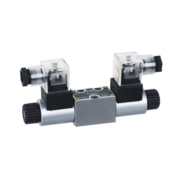 Rexroth 4WE6J6X/EG24N9K4 Solenoid directional valve #1 image
