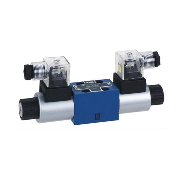 Rexroth 3WE10A3X/CG24N9K4 Solenoid directional valve #1 image