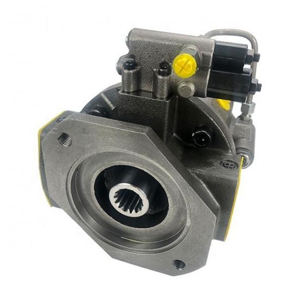 Rexroth R901078751 PVV51-1X/139-018RJ15DLMC Vane pump #2 image
