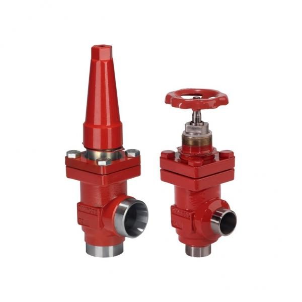 Danfoss Shut-off valves 148B4661 STC 100 M ANG  SHUT-OFF VALVE HANDWHEEL #1 image